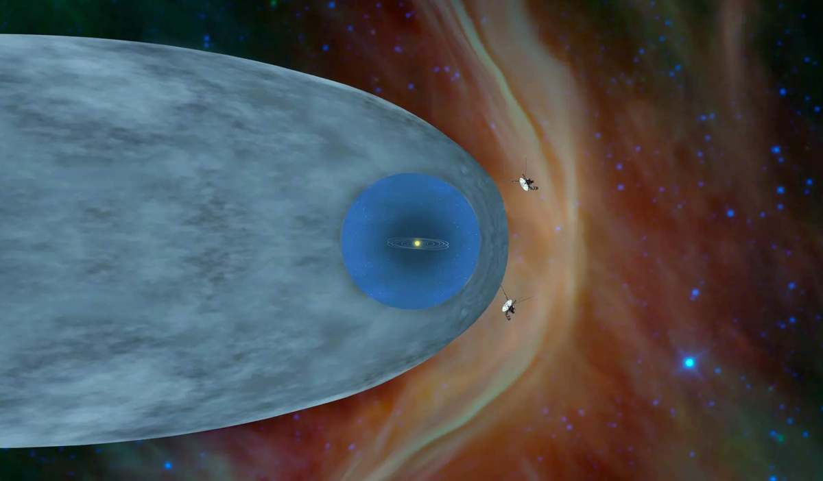 Voyager 2's messages home illuminate the mysteries of interstellar space