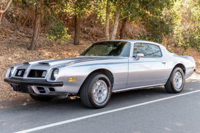 For a brief moment I forgot this amazing 1975 Pontiac Firebird is a 1975 Pontiac Firebird