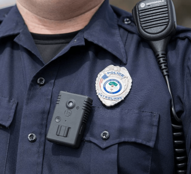 Police officer accused of fondling corpse apparently didn't realize that turning off his body cam wouldn't stop it from recording him