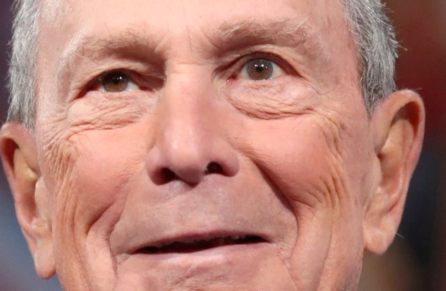 Mike Bloomberg created 'Hawkfish' tech firm working on his 2020 campaign, ex-Facebook CMO and ex-Foursquare CEO on board
