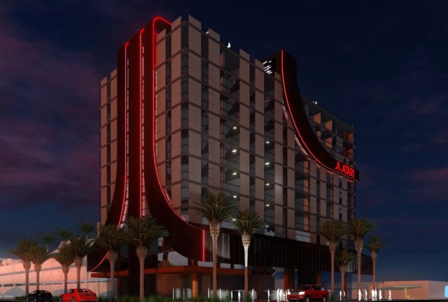 Eight Atari-branded hotels coming to America