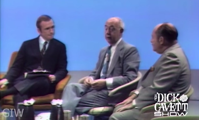 Here's a 1968 episode of The Dick Cavett show discussing the assassination of Robert Kennedy