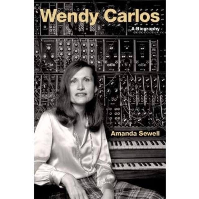 New biography of electronic music pioneer Wendy Carlos