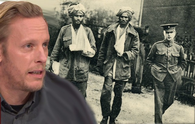 Actor Laurence Fox grovels after racist remark about Sikh soldiers