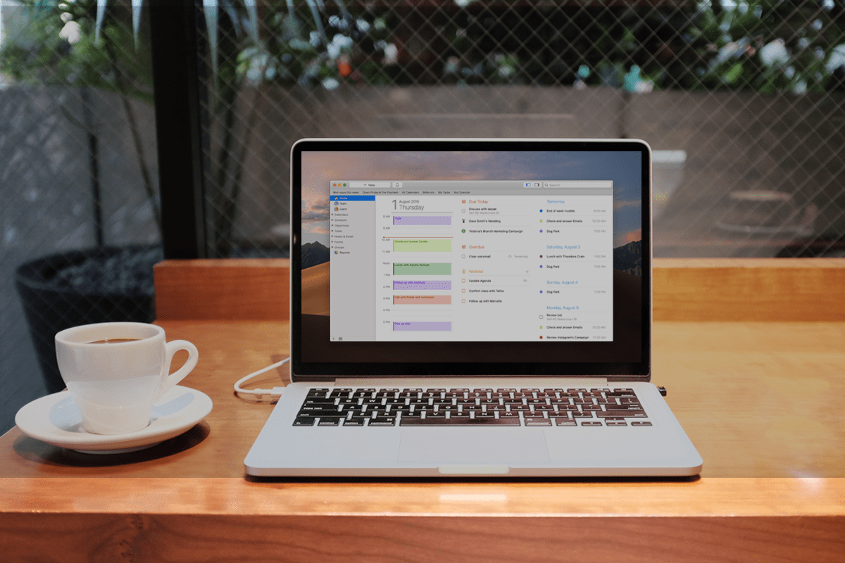 Daylite is an affordable CRM specially designed for small businesses
