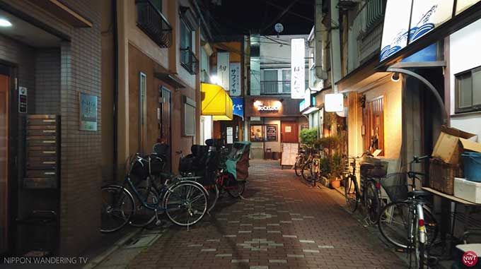 Video of a cool old Tokyo neighborhood slated for redevelopment