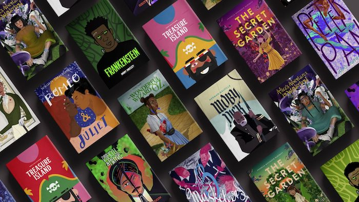 Barnes and Noble canceled its plan to put black characters on classic novels written by white authors featuring white characters