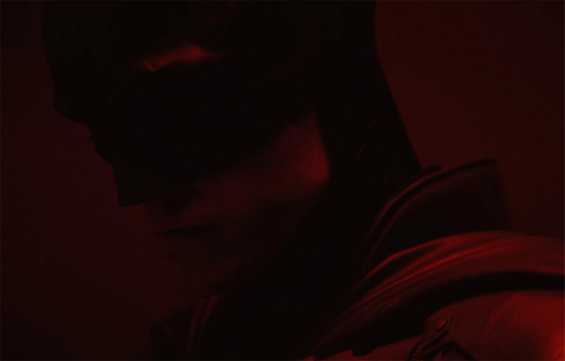 First look: Robert Pattinson is... The Batman