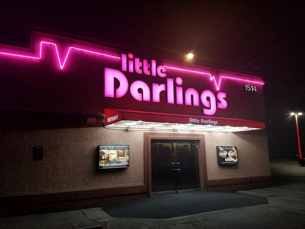 Little Darlings Las Vegas: Inside the All-Nude Strip Club
