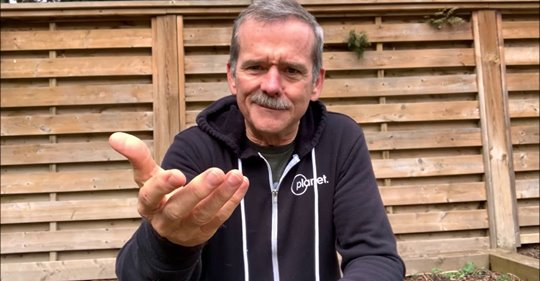 Astronaut Chris Hadfield shares some tips on self-isolation and