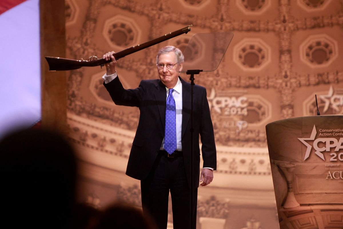 Two great deep-dives mine the endless hole at the bottom of Mitch McConnell's inhumanity