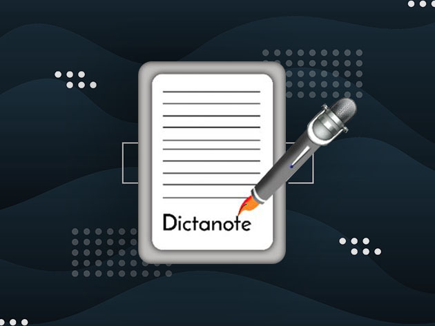 Type with your voice with this genius note taking app
