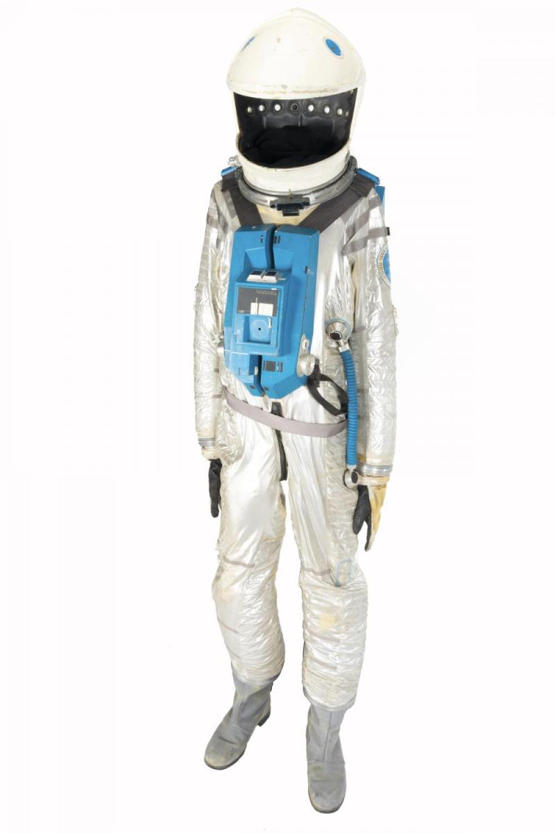 2001: A Space Odyssey original space suit is up for auction