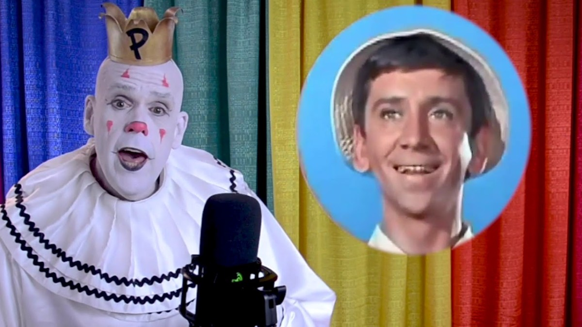 'Stairway to Gilligan's Island' mashup from 1978 covered by Puddles Pity Party