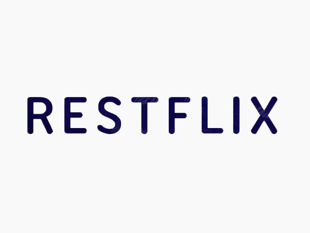 Restflix thinks it's cracked the code to a good night's sleep and is now on sale for 50% off