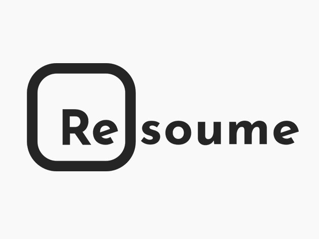 Resoume Resumé Creator makes sure you put your best foot forward in the job market