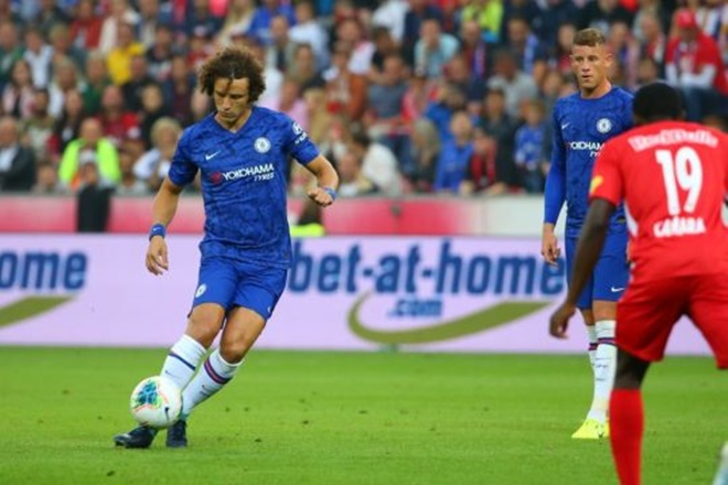 Shkodran Mustafi in disguise? Why David Luiz would be a major upgrade for Arsenal - Bóng Đá