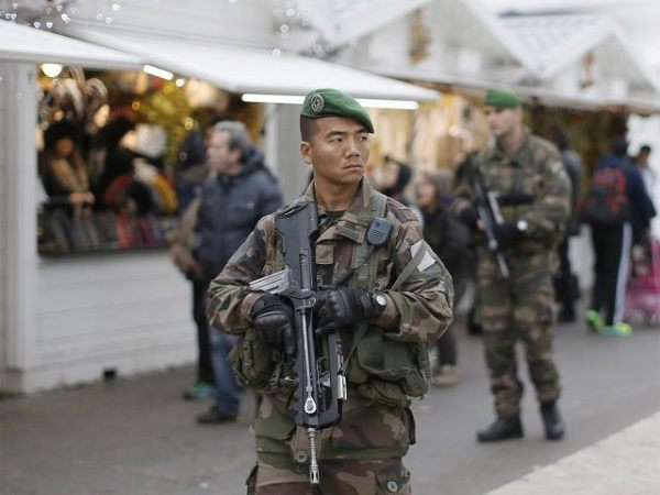 1,000 Soldiers Deployed on French Streets to Combat ...