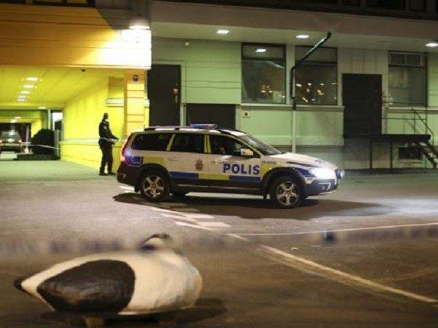 terrorist shooting in sweden