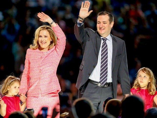 Sen Ted Cruz Admits He Loves His Kids Unconditionally
