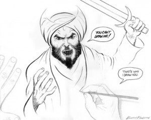 Mohammad-draw-me