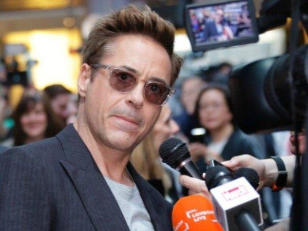 WATCH: Robert Downey Jr. Walks Out of 'Avengers' Interview ...