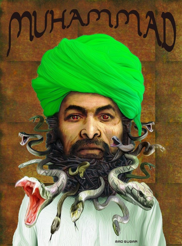 """Muhammad Mecusa"" - Madeline Zucker"