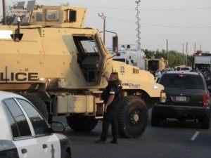 Officers Shot-Standoff-Texas