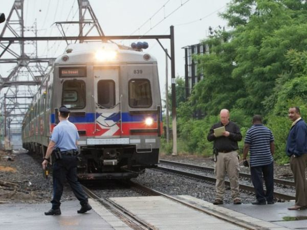 Report: Commuter Train Hit by Projectile Just Before ...