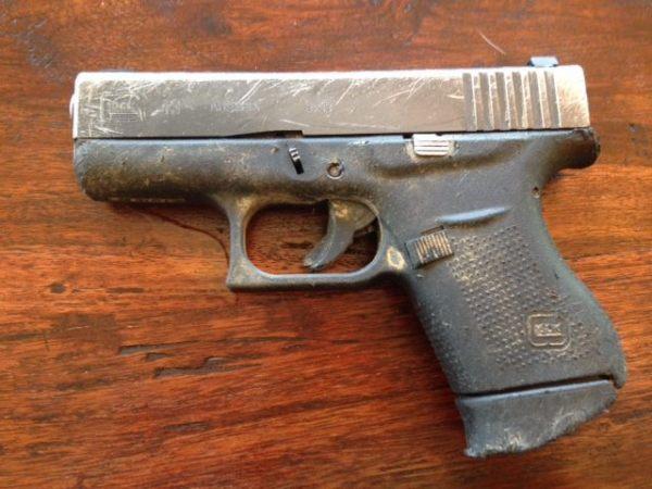 Glock 43: Submerged, Frozen, Never Cleaned, Still Works