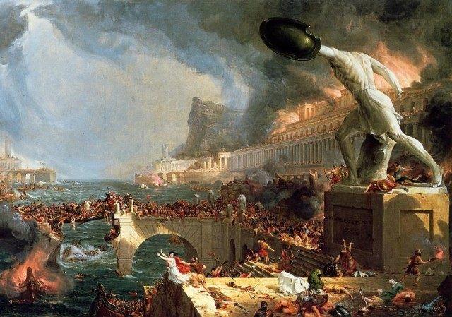 The-Course-of-Empire-Destruction