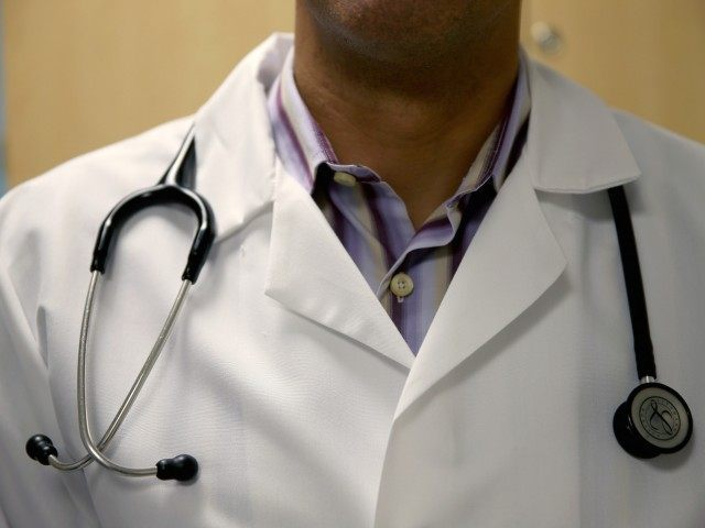 Doctor Stethoscope (Joe Raedle / Getty)