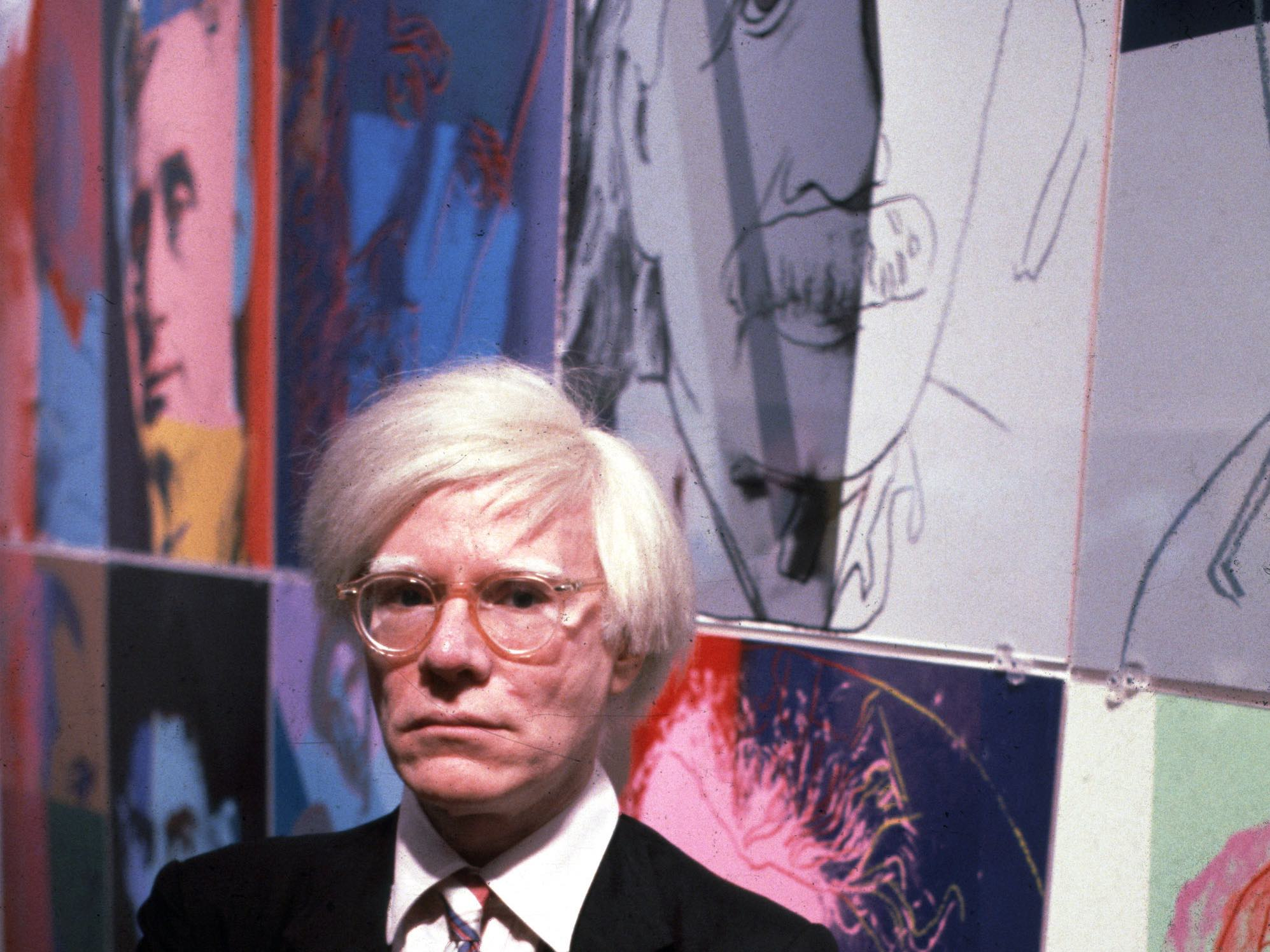 Thief Steals Andy Warhol Paintings Of Famous Jews Breitbart