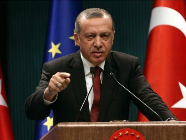Kurdish Opposition Leader: Turkey's Erdogan Building a ...