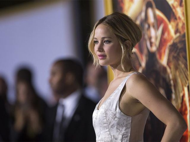 Jennifer Lawrence Reuters