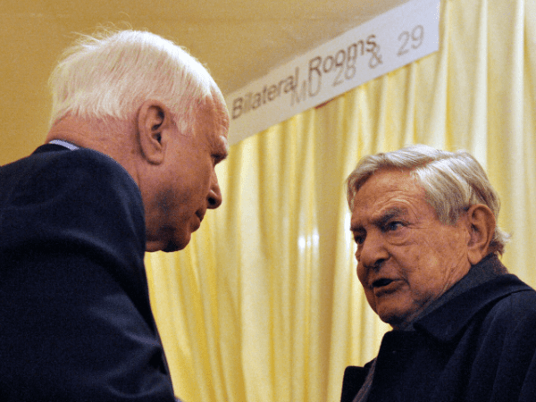 Soros-Backed Group Launches Bid to Keep Syrian Refugees ...