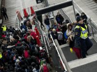 Sweden Migrants migrant crisis