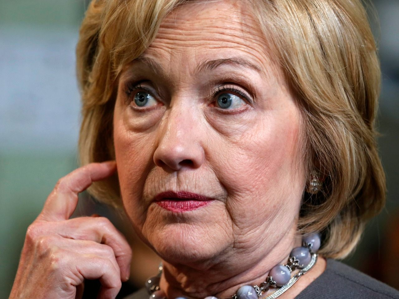 Hillary Clinton Looks Old