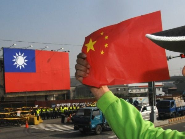 One China: Defiant People of Taiwan Stand Firm Against ...