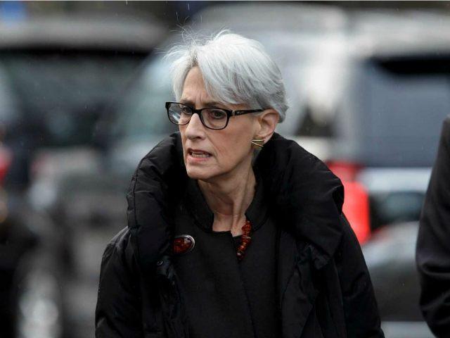 , Biden Sends Deputy Secretary of State Wendy Sherman to China, Nzuchi Times Breitbart