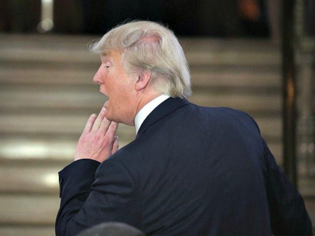 Trump Head Security