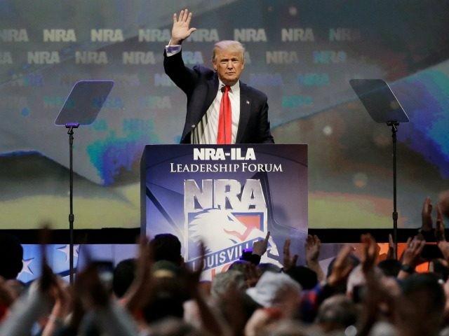 Trump, NRA