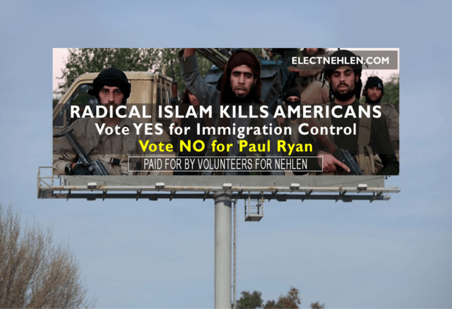 Nehlen-Billboard