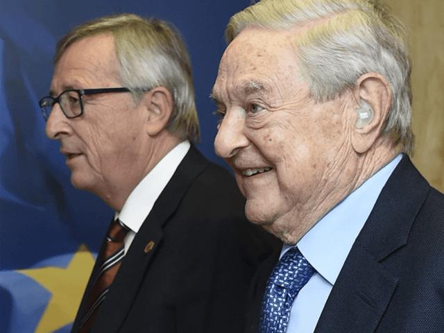 Soros Juncker