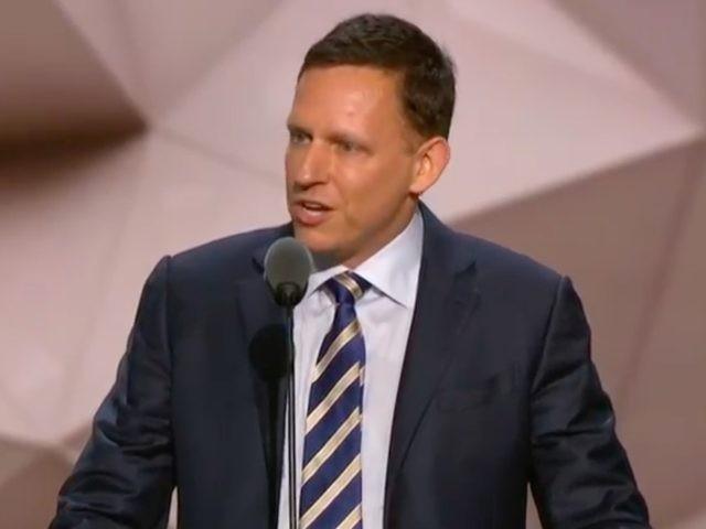Peter Thiel at RNC (Screenshot)