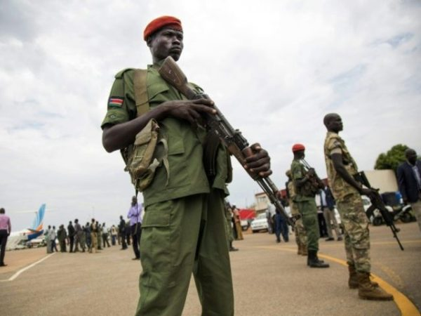 Fears That South Sudan Fighting Could Spiral into Larger War