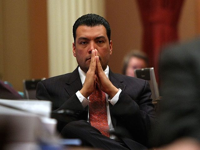 Alex Padilla (Justin Sullivan / Getty)
