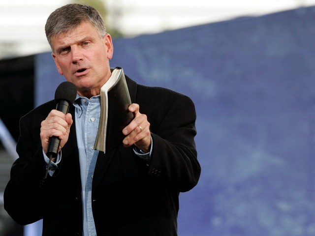 , Franklin Graham: Marsha Blackburn Is 'Absolutely Right,' War Is Between 'Judeo-Christian Values and Marxism', Nzuchi Times Breitbart