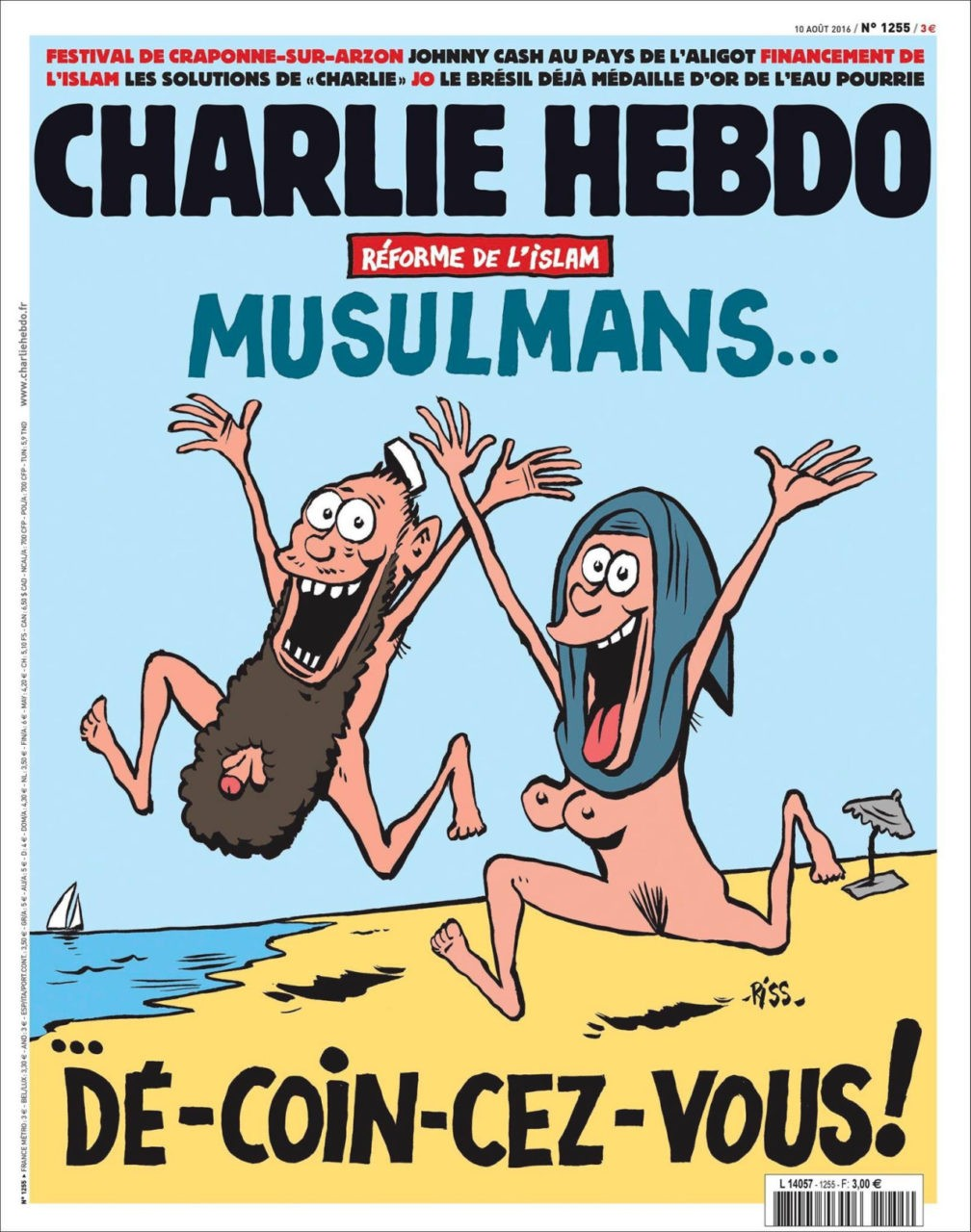 Image result for Charlie Hebdo