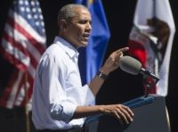 Obama Tahoe (Saul Loeb / AFP / Getty)